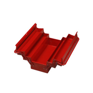 TENG CANTILEVER METAL TOOL BOX (520 X 220 X 350MM)