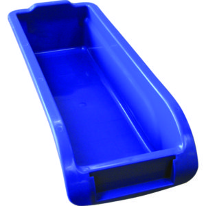 SMALL PLASTIC BIN FOR STUFF 390 X 150 X 90MM**