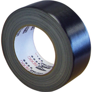 Waterproof Cloth Tape Premium 48mm x 30m - Black