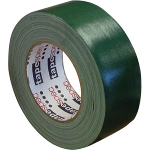 Waterproof Cloth Tape Premium 48mm x 30m - Green