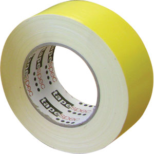 Waterproof Cloth Tape Premium 48mm x 30m - Yellow