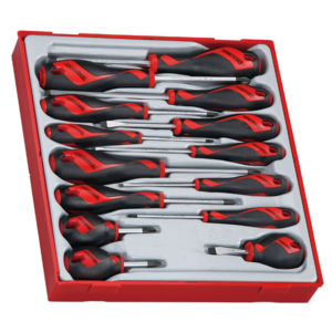 14PC MD MV-PLUS SCREWDRIVER SET