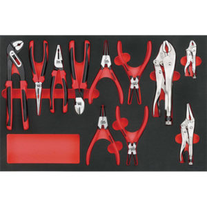 TENG 11PC MEGA BITE GENERAL PLIER SET (EVA)