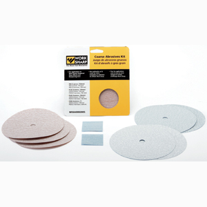 WORKSHARP COARSE ABRASIVE KIT FOR WS3000