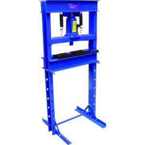 20T HYDRAULIC H-FRAME SHOP PRESS