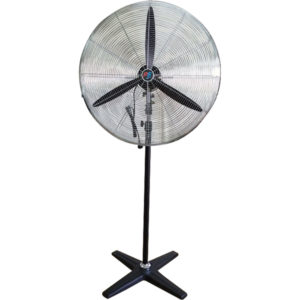 750MM INDUSTRIAL/COMMERCIAL PEDESTAL FAN