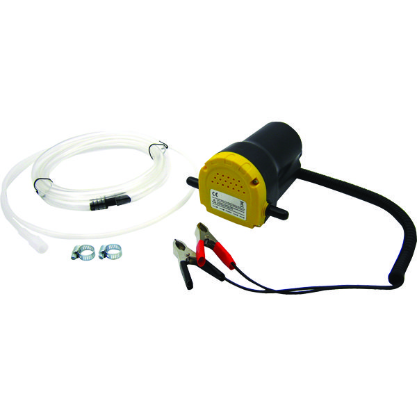12V/60W OIL EXTRACTOR/SUCTION PUMP