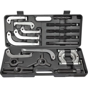 23PC HYDRAULIC GEAR PULLER KIT - 10000KG CAP.