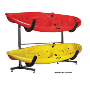 2-TIER KAYAK / SUP STORAGE RACK
