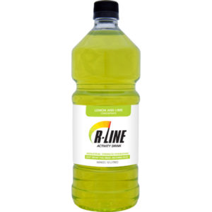 R-LINE™ ELECTROLYTE DRINK 1L - LEMON/LIME