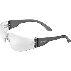 TENG SAFETY GLASSES - CLEAR - AS/NZS1337.1 2010