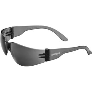 TENG ANTI-FOG SAFETY GLASSES - SMOKE - AS/NZS1337