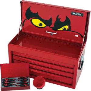 TENG 4-DR. SV-SERIES TOP TOOL BOX W/BONUS TT917N
